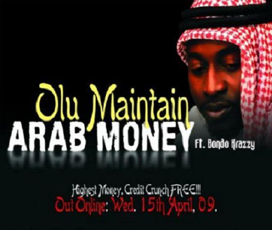 Arab Money Ft. Bondo Krazzy