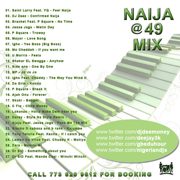 naija mix back