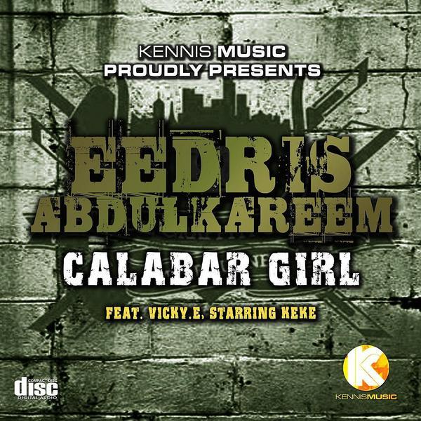 Eedris-Calabar Girl Poster
