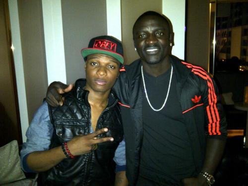 wizkid Akon LEAK: AKON & Wizkid   Dont Dull Remix