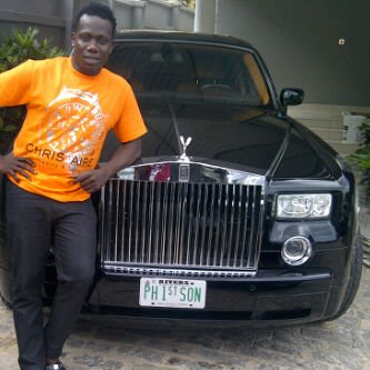 Image result for Photos of Davido's father Rolls ROYCE
