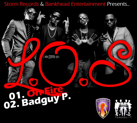 L.O.S Promo1 L.O.S   Bad Guy P + On Fire