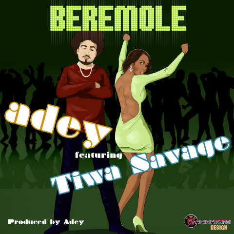 Adey Beremole design PREMIERE: Adey   Beremole ft Tiwa Savage