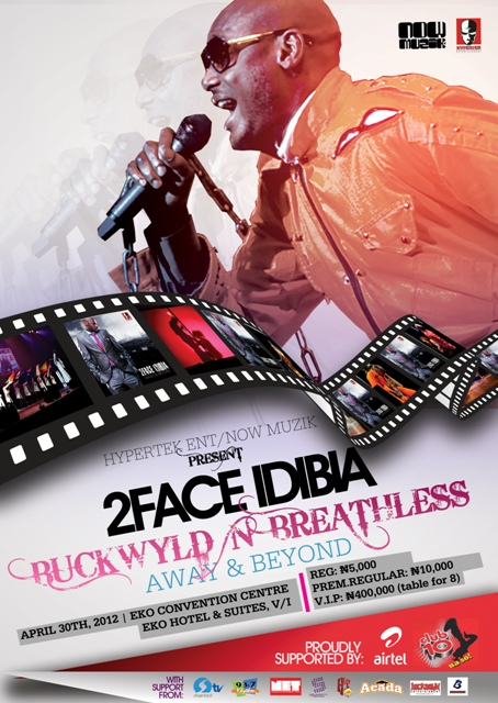 2FACE upl WORLD PREMIERE: 2face Idibia   My Rainbow