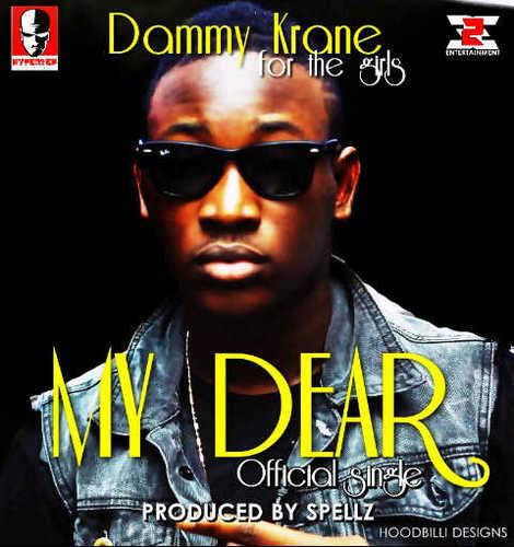 dammmy2 Dammy Krane   My Dear