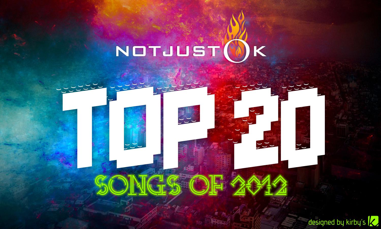 top20 songs 2012