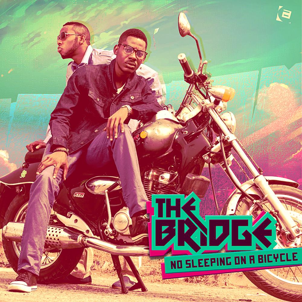The Bridge NO SLEEPING ON A BICYCLE